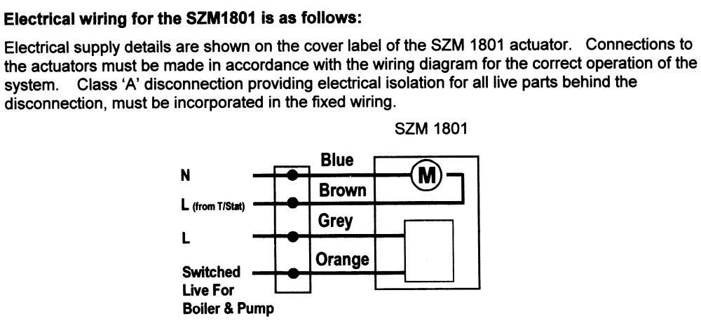sunvicwiring sunvic installation leaflet sm1801 actuators honeywell motorized valve wiring diagram at fashall.co